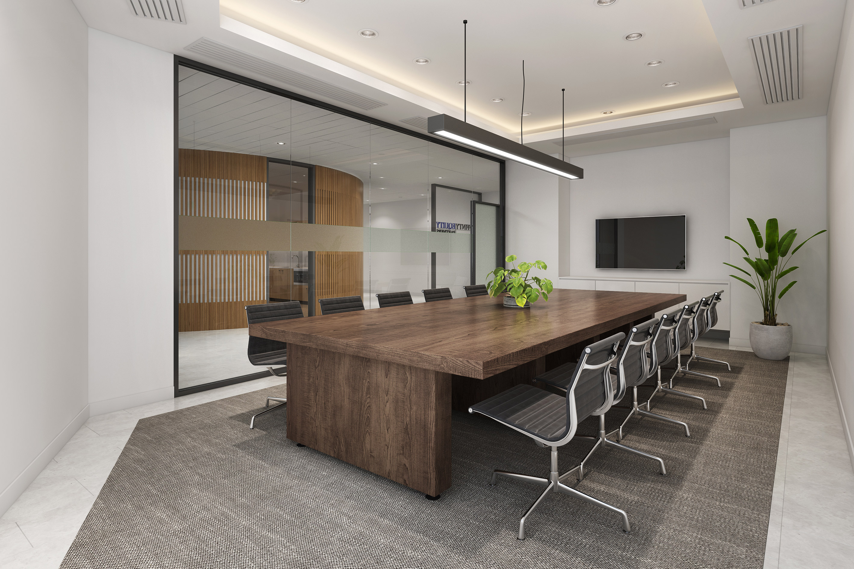 6286 Affinity Equity Commercial Interiors S16194 Boardroom 1 Final